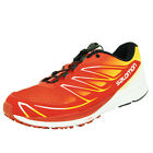 Salomon SENSE MANTRA 3 Chaussures de Course Trail Running Homme Rouge Orange