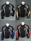 New Nylon Motorcycle Jacket for  R1 R6 YZF Blue Red Yellow L XL Yb 33#7