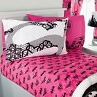 Justice League Girl Bed Sheet Set Awesome Power Wonder Woman Bedding Accessories