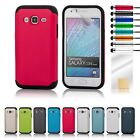 32nd Slim Armour Dual-Layer Shockproof Case Cover For Samsung Galaxy Phones
