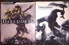 DARKSIDERS I & II BRADYGAMES OFFICIAL STRATEGY GAME GUIDE LOT