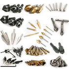 HSS /HCS/ Countersink Power Drill Bit / Flute Shank Chamfer Deburring Screws