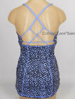 NEW LULULEMON Dancing Warrior Tank 2 4 6 8 10 Ace Spot Lullaby Blk FREE SHIP