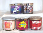 Bath & Body Works 14.5 oz Large Candle With Lid - CHOOSE YOUR SCENT