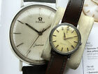 Vintage Omega Seamaster Automatic Mans S S Watch