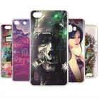 For Huawei New Fashion Soft Silicone Patterned Back TPU Protective Case Cover