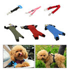 Car Vehicle Safety Seatbelt Harness Lead Clip Cat Dog Pet 2 style to Pick