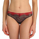 MARIE JO LILY STRING 0602030 BLEU NOCTURNE THONG MIDNIGHT BLUE