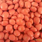 Glisten Giant Milk Chocolate RED Beans /Ovals Novelty Wedding Party Retro Sweets