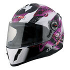 LS2 Full Face Motorcycle Helmet FF392 Junior Flutter