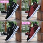 New Men's High Top Fashion Sneakers Lace Up Martin Casual Skate Shoes