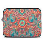 Zipper Sleeve Bag Cover - Carnival Paisley - Fits Most Laptops + MacBooks