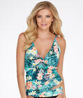 Sunsets Tropical Oasisini Top D-DD Cups - Women's Swimwear