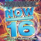 Now That's What I Call Music! 16 by Various Artists (CD, Jul-2004, UTV)