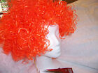 Professional Clown Wig Circus Circus Style Theatrical Halloween