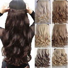 Real Thick & Natural Hair Extension Clip in human made Hair Extensions 1Pcs M69