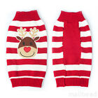 Pet Dogs Sweater puppy Christmas Jacket Clothes Winter Hoodie Cats Coat Apparel