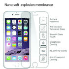 Nano Explosion Protection Full Coverage Screen Protector For iPhone 7 / 7 Plus