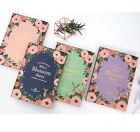 2017 Blossom Diary Planner Scheduler Journal Agenda Schedule Book Memo Notebook