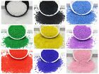 10000 Glass Opaque Seed Beads 1.5mm (15/0) + Storage Box Pick Your Colour