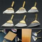 Leather Brass Soldering Iron Tip Press Edge Sector Marking/Creaser Decorate Tool