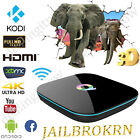 HOT Sales Q-BOX 2/16GB Android5.1 Quad Core TV BOX Fully Loaded KODI Free Movies