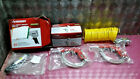 """Lot of Air Tools - Husky 1/2"""" Impact Wrench & Gravity Feed HVLP Spray Gun & more"""