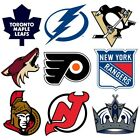 NHL Hockey Team Large Wallmarx Accent - League Sports Sticker Decal Set Applique on eBay