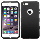 For iPhone 4 5S 6S 7 Plus Shockproof Rugged Hybrid Rubber Protective Hard Case <br/> ◆US Seller◆Free Shipping◆iPhone 7 Plus 6S Plus SE 5S 4S