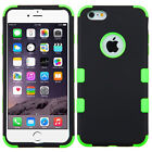 For iPhone 6S 7 Plus Shockproof Rugged Hybrid Rubber Protective Hard Case Cover <br/> ◆US Seller◆Free Shipping◆iPhone 7 Plus 6S Plus SE 5S 4S