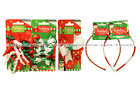 HOLIDAY HELPERS Beauty Product CLIP+BOW+HEADBAND+BARRETTES Christmas *YOU CHOOSE