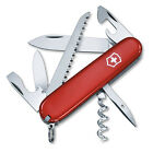 Victorinox Swiss Army Camper Multi-Tool Pocket Knife - 53301 (Red)