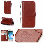 YPYB Embossing PU Leather Case Cover For Apple iPhone 7 6S 6 Plus 5S 5C 4S Touch