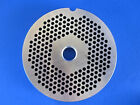 Size #22 Meat Grinder plate disc for Cabelas Classic and Carnivore 1 HP etc