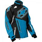 Castle X Womens Launch G4 Jacket Reflex Blue sizes S-XL