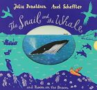 The Snail the Whale Room on the Broom board book gift  Book | Donaldson, Julia