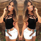New Sexy Women Summer Vest Top Sleeveless Blouse Casual Tank Tops T Shirt