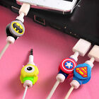 Novelty Character Cable Protector Gift for iPhone 6s 7 iPad Charger Lead Saver