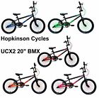 "20"" UCX2 BMX Street Urban Kids Teenager Youth Stunt Skate park Bike Bicycle"