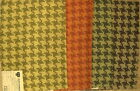 Pindler Woven Silk Jessup Houndstooth Check Upholstery Designer Fabric Sample