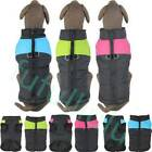 Winter Warm Dog Clothes 8 Sizes Padded Waterproof Coat Pet Vest Jacket for Dogs