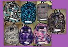 Jansport Student Backpack -  Many Colorful Styles Available - Set D MSRP $48 NEW