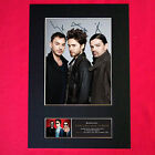 30 SECONDS TO MARS Quality Autograph Mounted Signed Photo PRINT A4 435