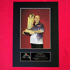 PHIL TAYLOR Quality Autograph Mounted Signed Photo PRINT A4 299
