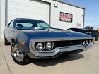 1971 Plymouth Road Runner B5 BLUE REAL ROADRUNNER VERY NICE REAL RM CODED ROADRUNNER WITH A REAL 440 SIX PACK AND FENDER TAG.