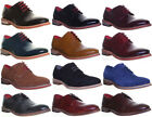 Original Justin Reece Formal Designer Hand Made Suede Derby Lot Shoe