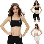 Sexy Womens Crop Tops Strap Backless Blouse Vest Cut Out Shirt Beach Tank DZ88
