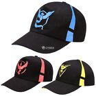 For Pokemon Go Team Valor Team Mystic Team Instinct Pokemon Cap Hat Men Unisex D