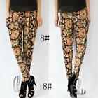 AU SELLER Casual Baggy Harem Hippie Yoga Beach Pants Shorts 2 in 1 Style P134-8