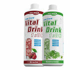 (10,30€ /Ltr.) Best Body Low Carb Vital Drink 2 x 1 Ltr. Mineraldrink ANGEBOT !!